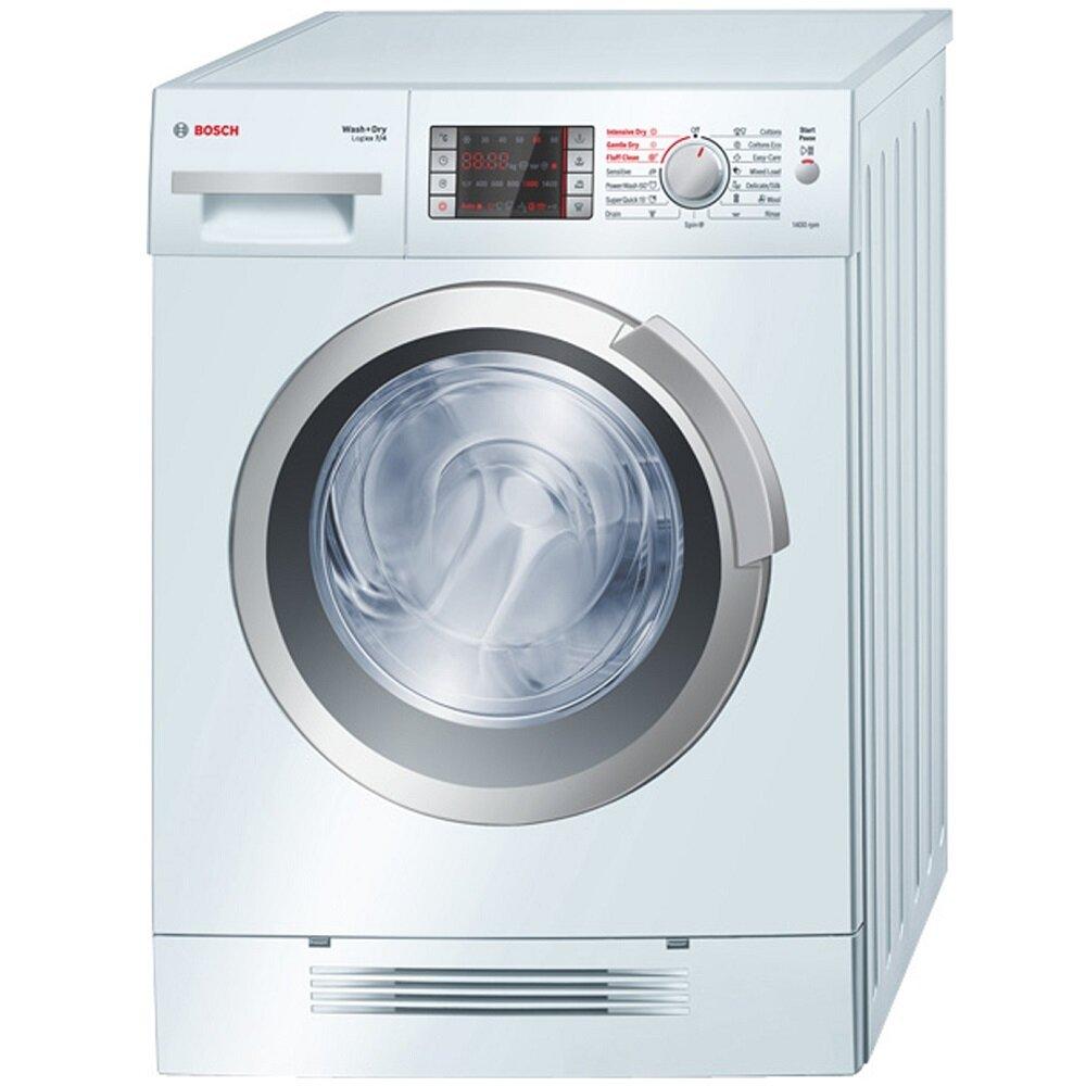Máy giặt hãng Bosch được ưa chuộng
