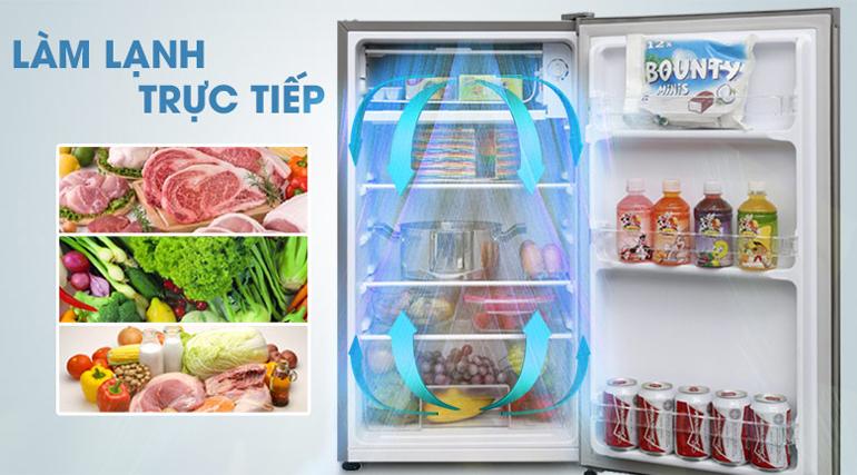 Tủ lạnh Electrolux EUM0900SA 92l
