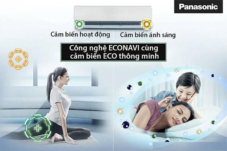 Điều hoà Panasonic hút khách mùa nắng nóng nhờ công nghệ tiết kiệm điện vượt trội