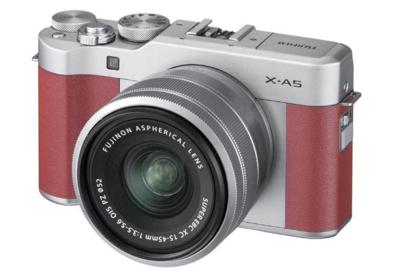 Máy ảnh Fujifilm X-A5 giá bao nhiêu ?