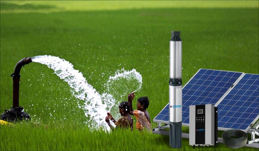 Lọc nước sạch bằng năng lượng mặt trời