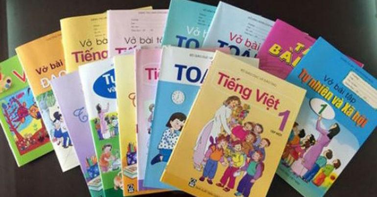 Mua bộ sách giáo khoa lớp 1 ở đâu Hà Nội ?