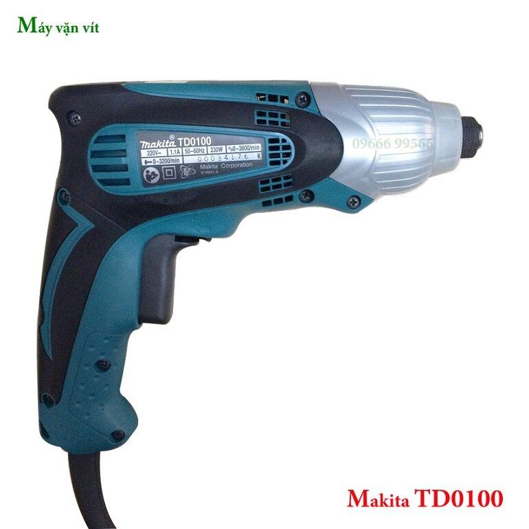 .Máy vặn vít Makita TD0100