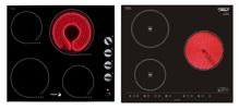 So sánh bếp điện từ Fagor VFI-400I và bếp điện từ Chefs EH-MIX54A