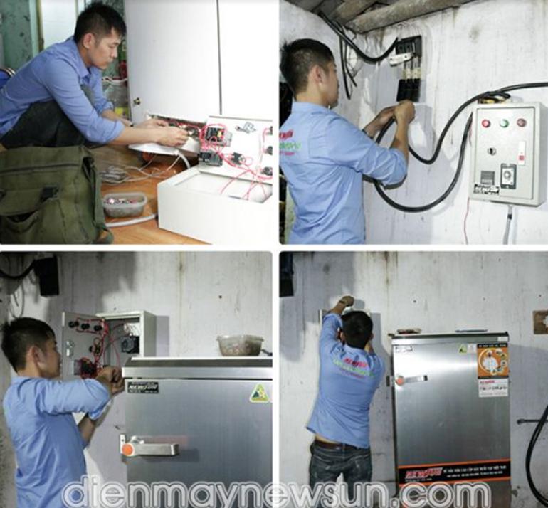 Hỗ trợ kỹ thuật 24/7 đối với hệ thống điện và motor.