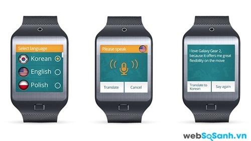 Các ứng dụng tốt nhất cho đồng hồ thông minh Samsung Gear | websosanh vn