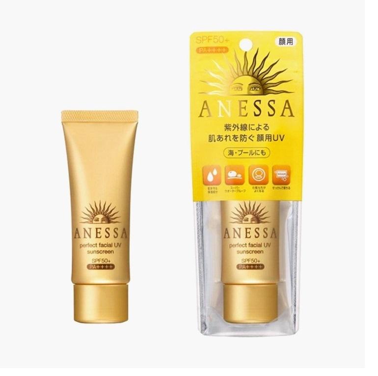 Gel chống nắng Anessa Perfect Facial UV Sunscreen SPF 50+ PA++++ 40g
