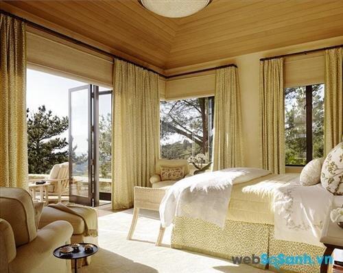 6 bước để thiết kế một phòng ngủ thư giãn