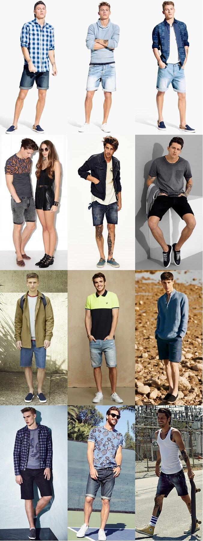 6 cách kết hợp quần cùng giày thể thao nam