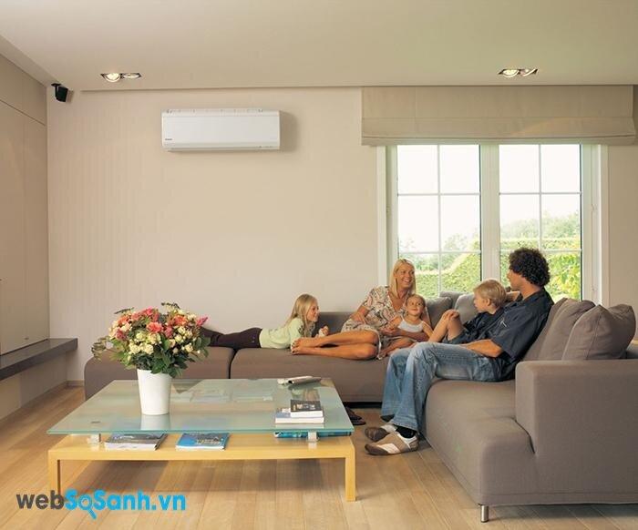 6 cách tiết kiệm điện năng khi sử dụng điều hòa