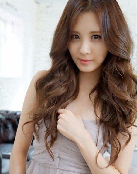 6 kiểu tóc Hàn Quốc đang