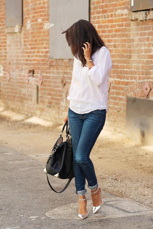 6 mẫu giày không thể thiếu trong set đồ mùa thu của các cô nàng sành điệu