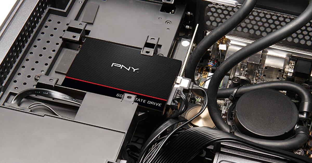 6 mẫu ổ cứng SSD 480GB, 500GB, 512GB tốt nhất hiện nay