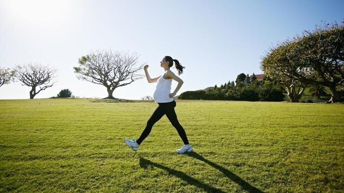 6 môn thể thao phù hợp nhất cho các mẹ bầu