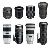 6 ống kính tốt nhất cho dòng DSLR của Canon