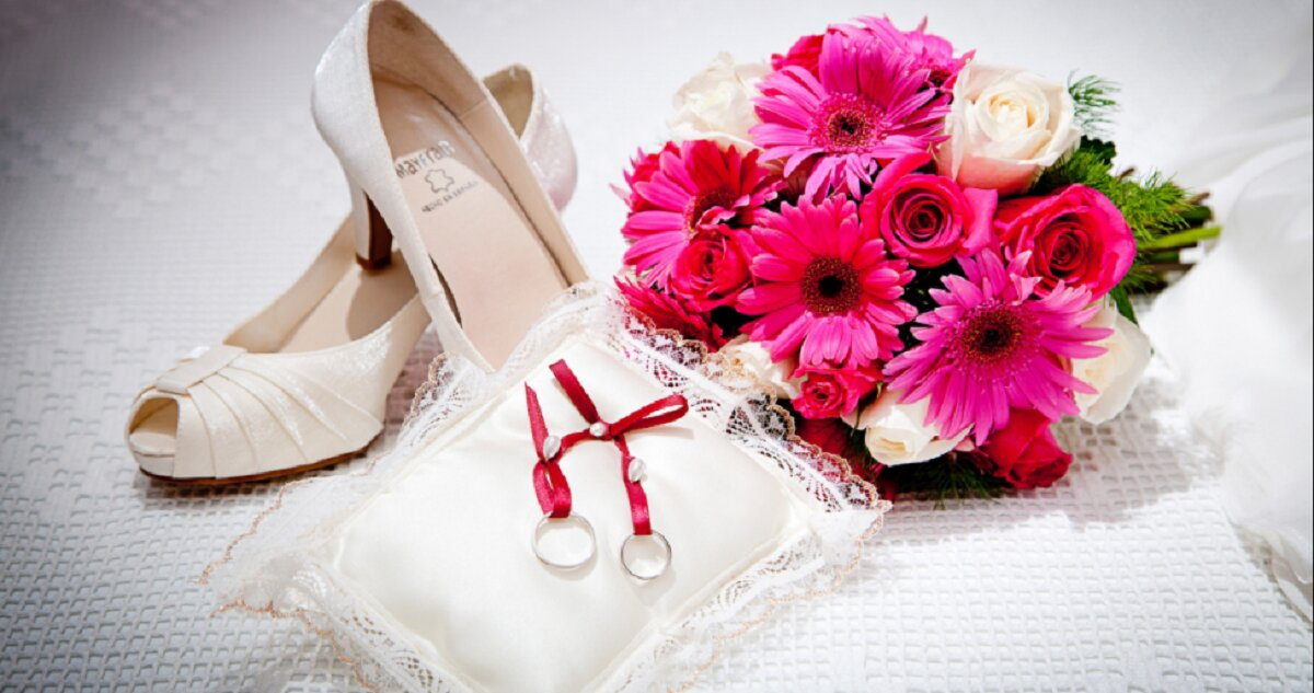 6 quy tắc khi chọn phụ kiện cho trang phục cưới của bạn
