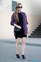 6 set đồ kết hợp giày thể thao nữ với trang phục cực chất