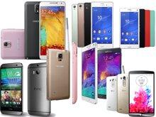 6 smartphone cao cấp giảm giá mạnh chờ iPhone mới