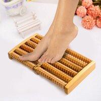 6 tác dụng của massage chân bằng gỗ cho giấc ngủ, sắc đẹp