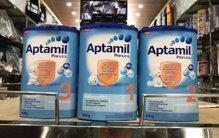 6 tiêu chí so sánh sữa Aptamil Đức và Úc loại nào uống tốt hơn