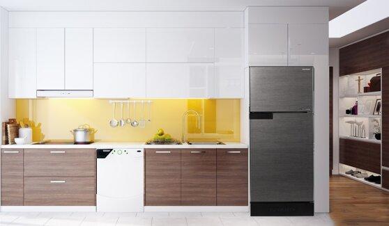 6 tính năng cao cấp trên tủ lạnh Sharp