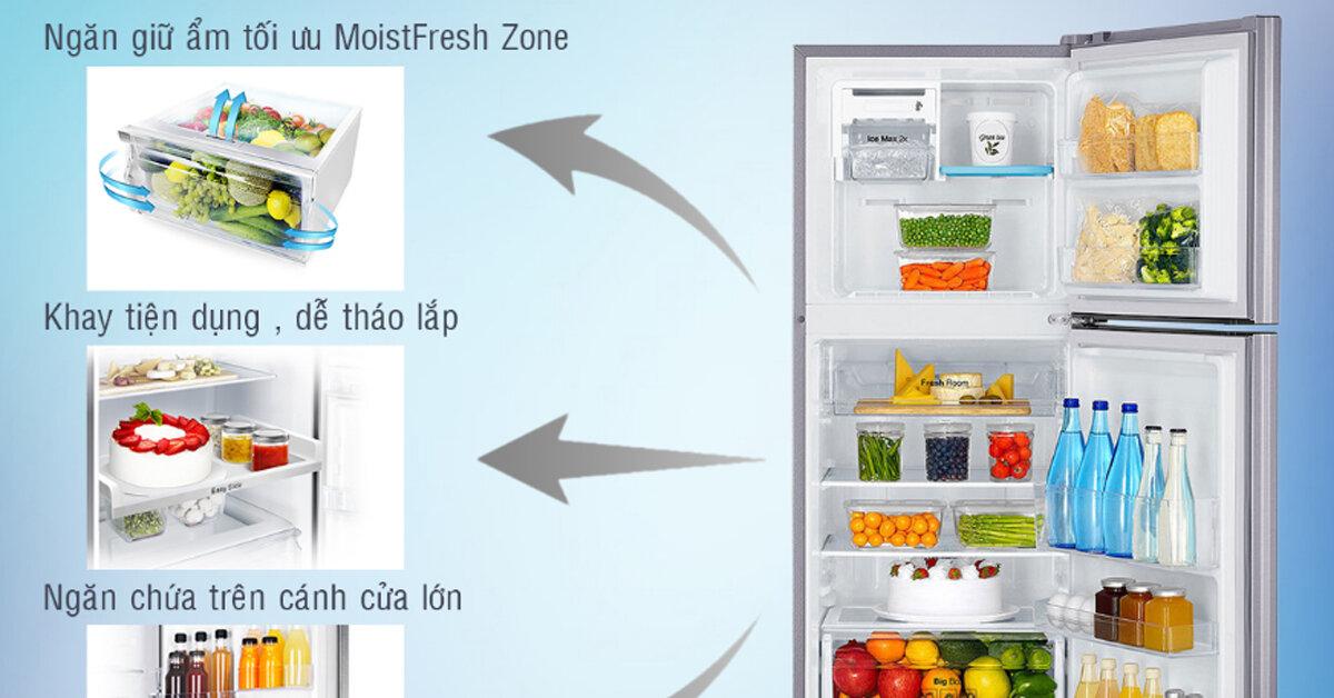 6 triệu nên mua tủ lạnh nào tiết kiệm điện ?
