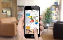 6 ứng dụng trên smartphone giúp bạn trang hoàng nhà cửa