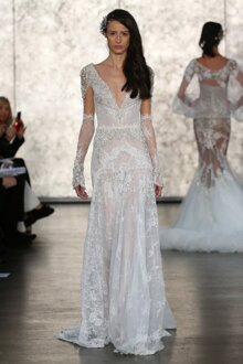 6 xu hướng váy cưới hot nhất 2016