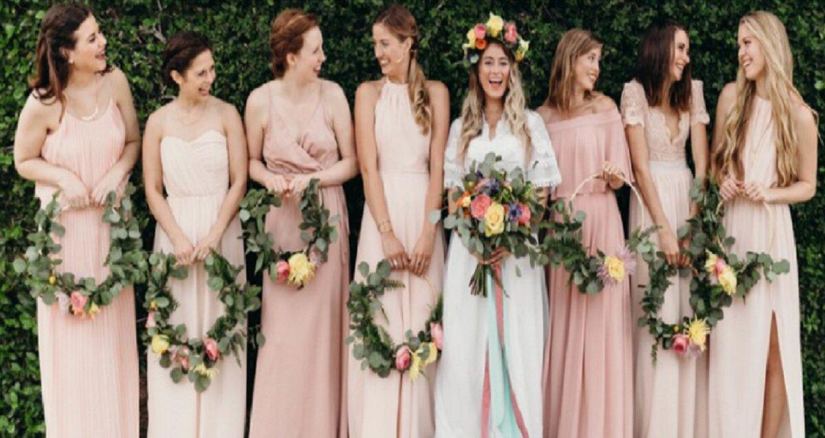 6 ý tưởng lạ và phá cách cho bó hoa cưới của bạn trở thành DUY NHẤT