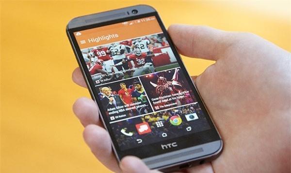 Đánh giá chi tiết siêu phẩm một thời HTC One M7 (Phần 3