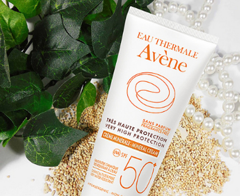 Kem chống nắng Avène - High Protection Mineral Lotion SPF 50