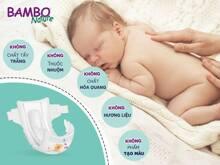Bảng giá bỉm dán Bambo chính hãng cập nhật tháng 8/2017