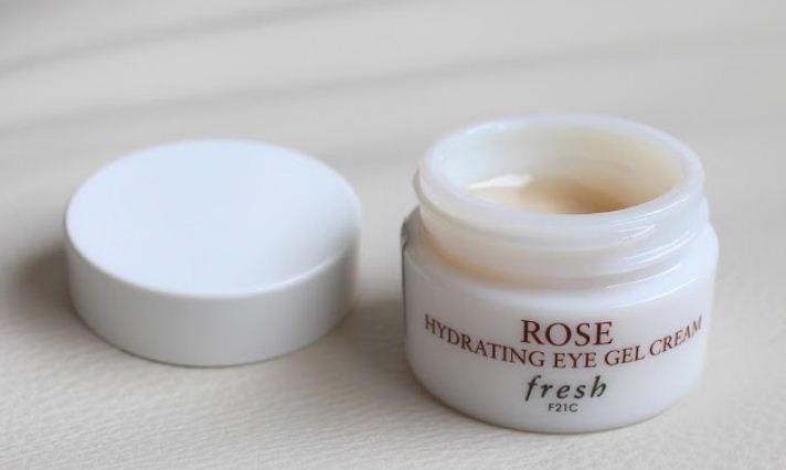 kem mắt Rose Hydrating Eye Gel Cream của Fresh