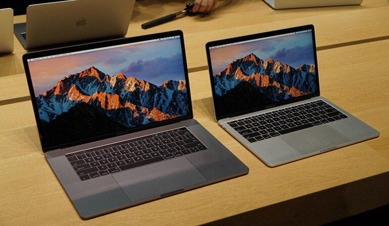 Macbook Pro 2016-1