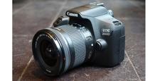 Đánh giá nhanh máy ảnh Canon EOS 2000D