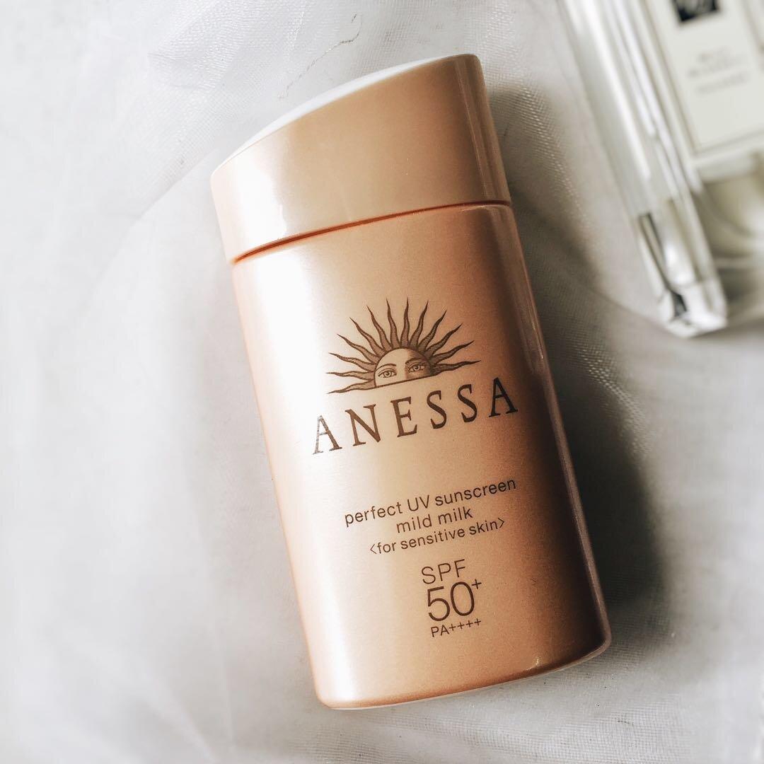 Không còn sợ nắng hè khó chịu khi đã có Anessa