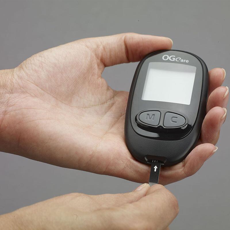 Đánh giá về máy đo đường huyết OGCare