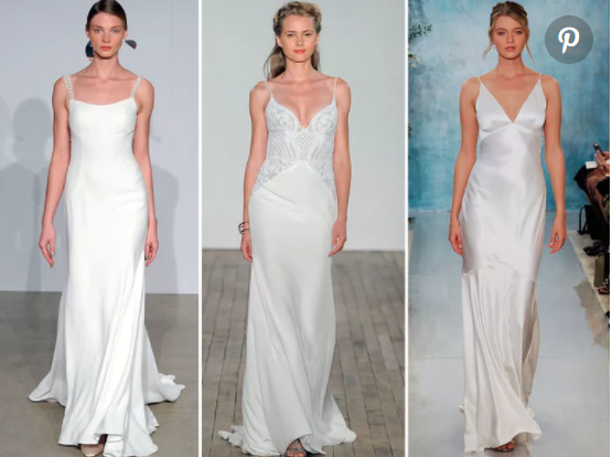 Váy cưới lụa
