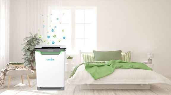 Thương hiệu máy lọc không khí Karofi của nước nào ?