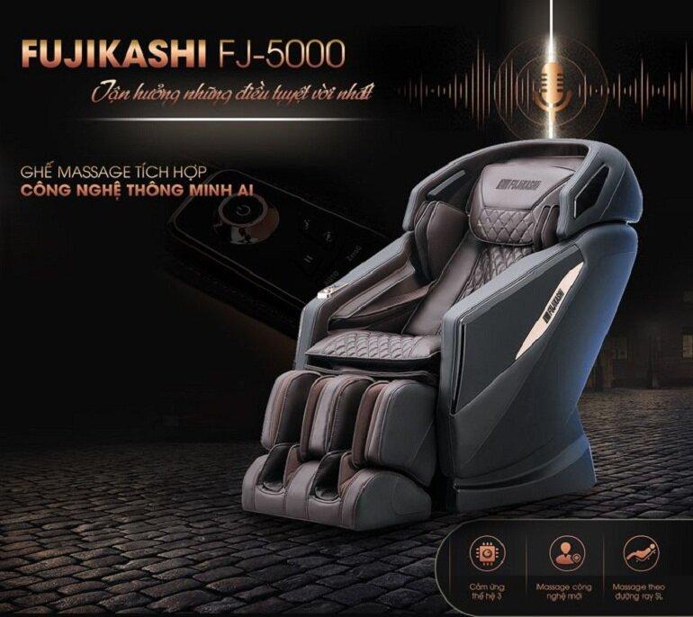 Ghế massage FJ 5000