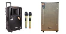 So sánh 4 loại loa kéo phổ biến trên thị trường
