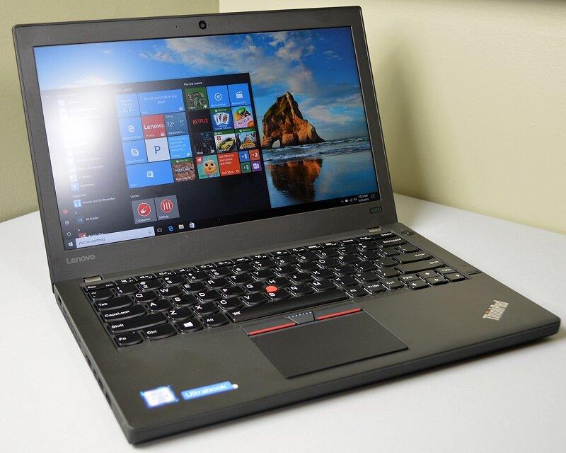 Lenovo Thinkpad có thiết kế đơn giản, nhỏ gọn