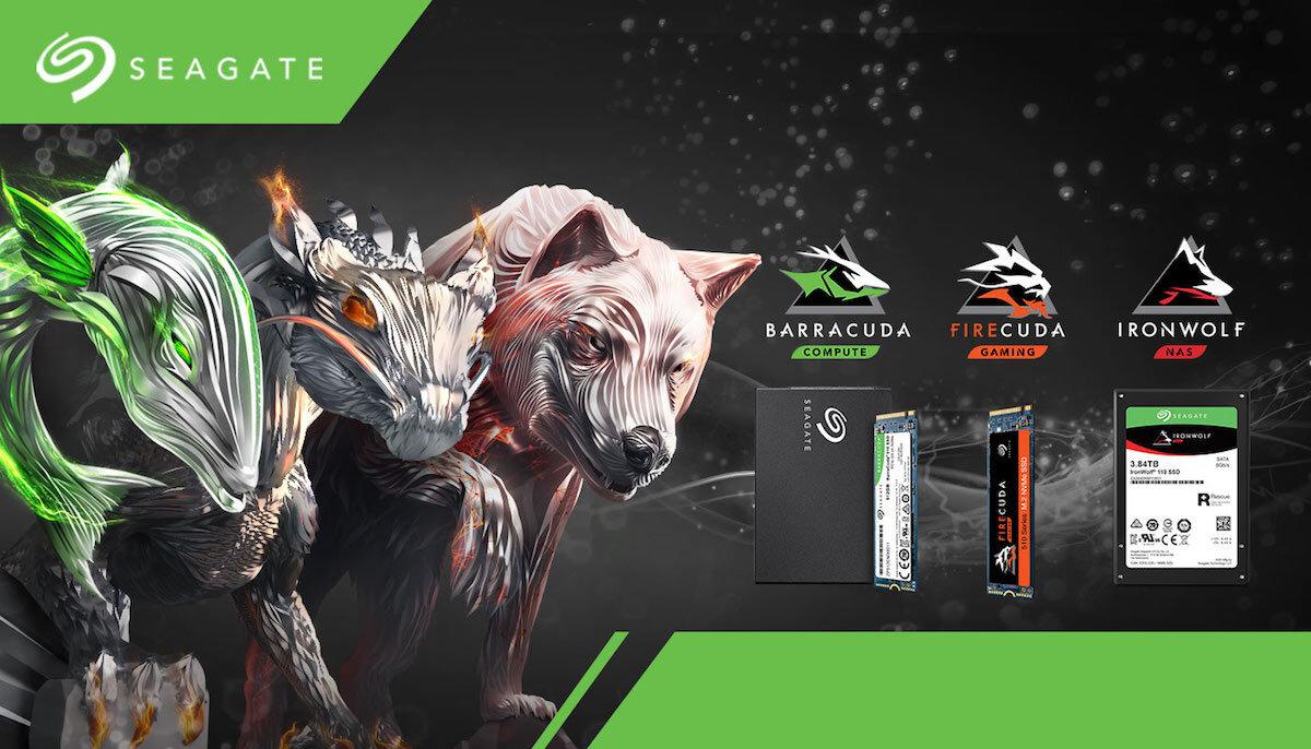 Giới thiệu về thương hiệu ổ cứng Seagate