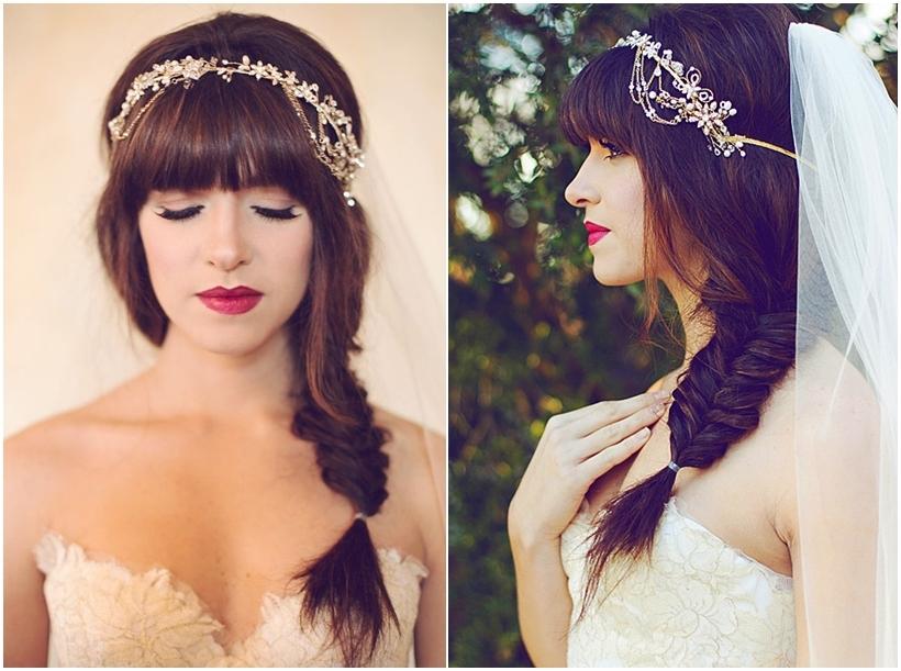 Bạn có thể sẽ muốn chọn khăn voan cô dâu cho bộ váy cưới của mình!