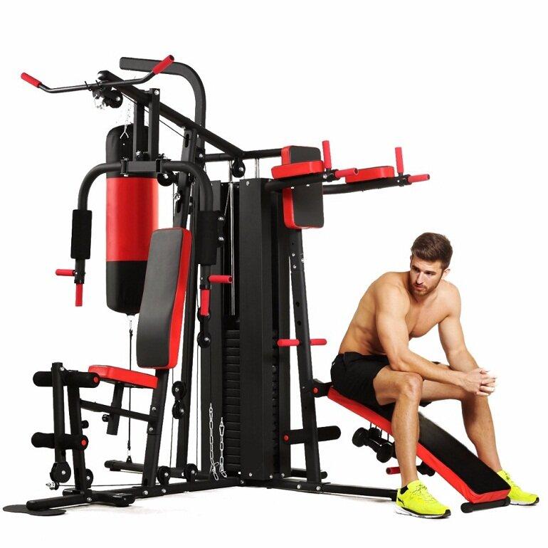 Máy tập thể dục đa năng tại nhà ES-409B