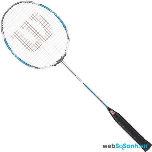 Vợt cầu lông Wilson là một trong những thương hiệu vợt cầu lông tốt nhất