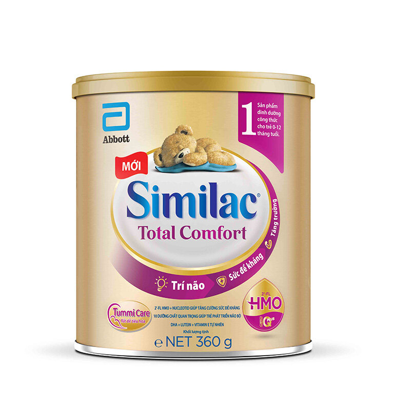 sữa similac total gold