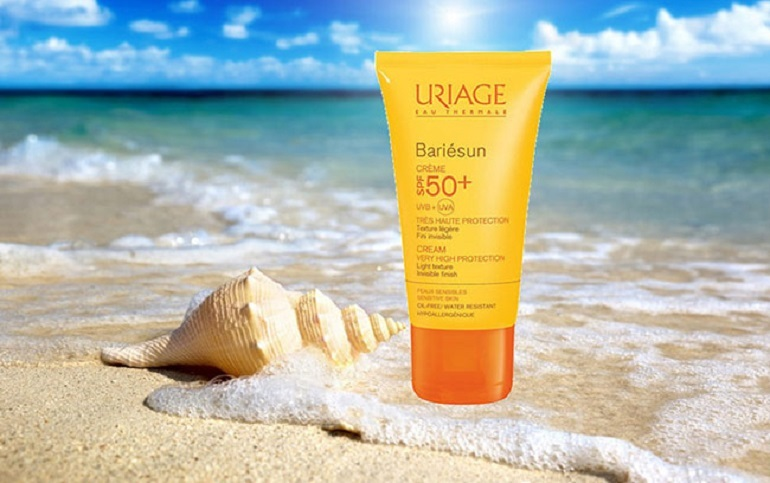 Review kem chống nắng Uriage dành cho mọi loại da
