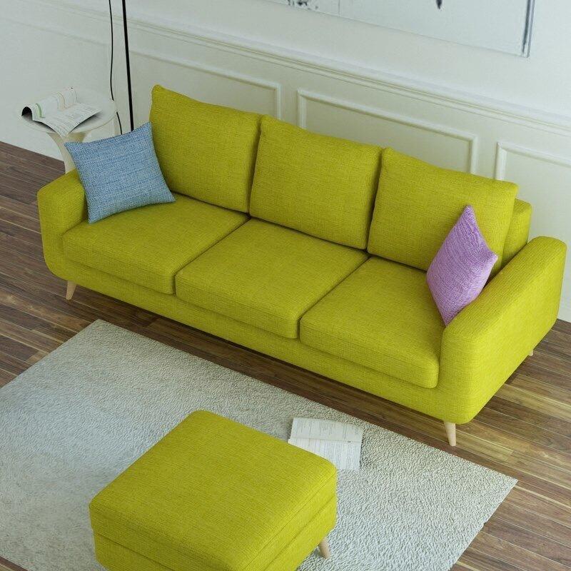 Sofa có nhiều màu sắc đẹp