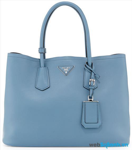 Prada City Double Bag